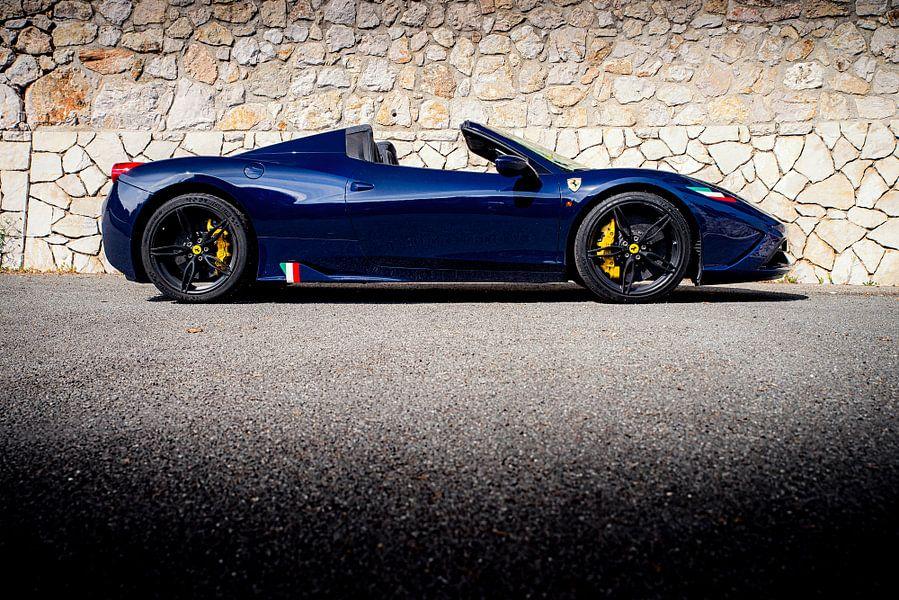 Ferrari 458 Aperta