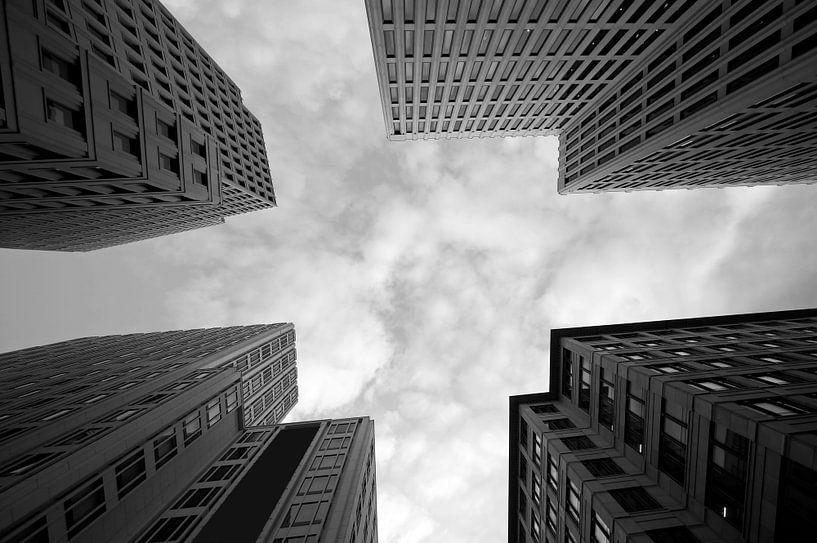 Les gratte-ciel de Berlin sur Frank Herrmann