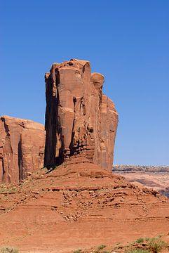 Elephant Butte, Monument Valley Navajo Tribal Park van Roel Ovinge