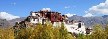 Potala Palace Lhasa Tibet van Expediton Far East