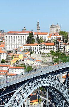 Ponte Dom Luis I,  Kathedrale Se, Porto, Distrikt Porto, Portugal, Europa
