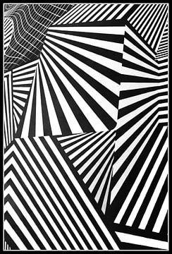 Illusie #1 van Ruud de Soet