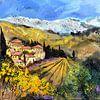 Provence 88 von pol ledent Miniaturansicht