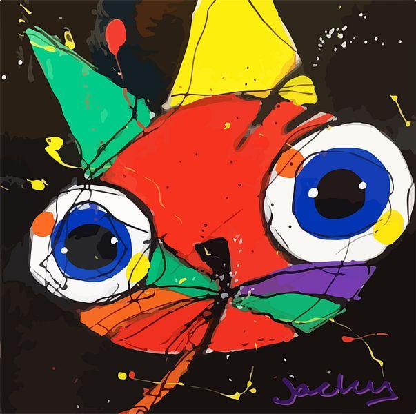 Red Cat van Jacky Zegers