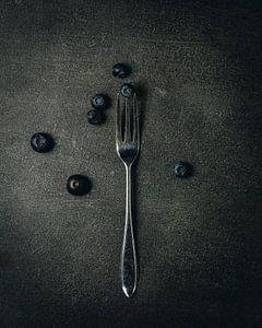 Blackberries II, 2018 van Sander van der Veen