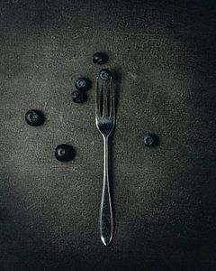 Blackberries II, 2018 van