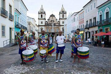 Salvador de Bahia, Brazilien von Kees van Dun