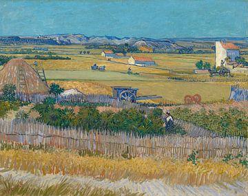 Die Ernte - Vincent van Gogh