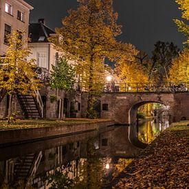 Utrecht herfst 10 sur John Ouwens