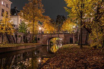 Utrecht herfst 10 van John Ouwens