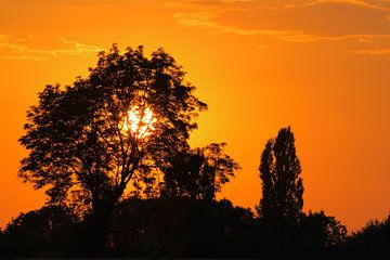 Sunset von Roger Gulpers