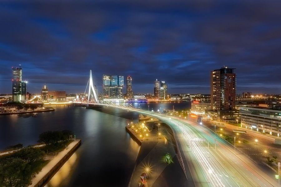 Rotterdam slaapt nooit