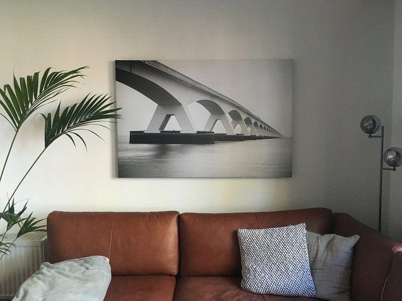 Klantfoto: Zeelandbrug van Marc Arts