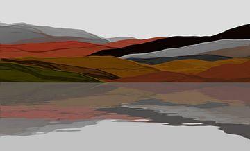 Montagnes colorées 2 van