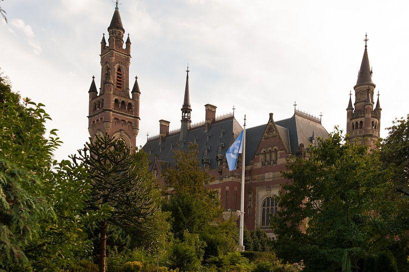 Vredespaleis Den Haag van Brian Morgan