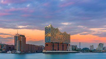 De Elbphilharmonie, Hamburg van Henk Meijer Photography