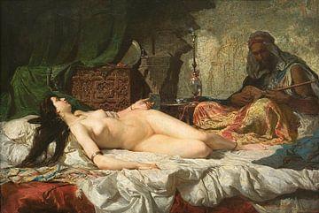 De Odalisque, Marià Fortuny