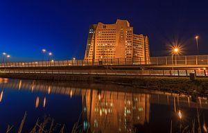 Gasunie gebouw Groningen