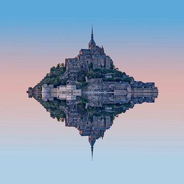 Mont Saint Michel sur Rene Ladenius
