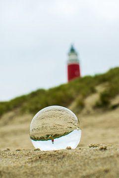 Texel-Leuchtturm von Judith de Hollander