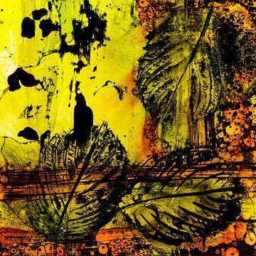 Das Leben der Blätter 3 von Agnieszka Zietek