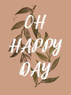 Oh glücklicher Tag von Goed Blauw