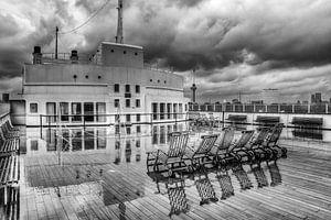 Welcome aboard at the SS Rotterdam van Hans Brinkel