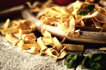 Italiaanse pasta plezier