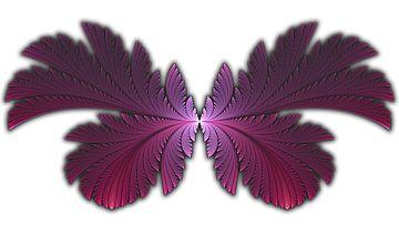 Flutterby Butterfly von Jasper de Brouwer
