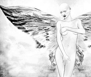 Angel von Jacky Gerritsen