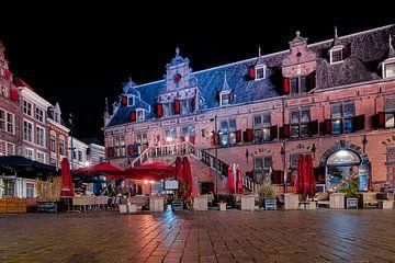 Nijmegen Marktplatz von Klaas Doting