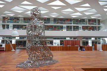 Erasmus Universiteit bibliotheek, Rotterdam van Angelique Rademakers