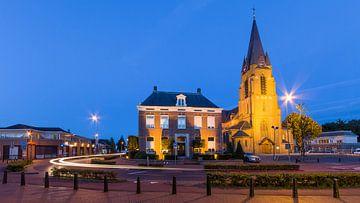 Dorpsstraat, Veldhoven sur Joep de Groot