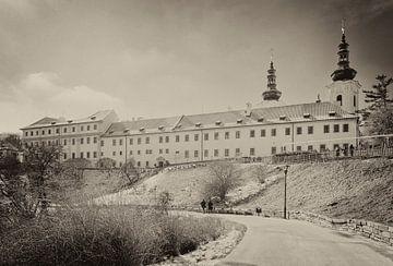 Kloster Strahov von Rene du Chatenier