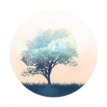 Schoonheid van de natuur ⬙ Illustratie VIII van Tenyo Marchev