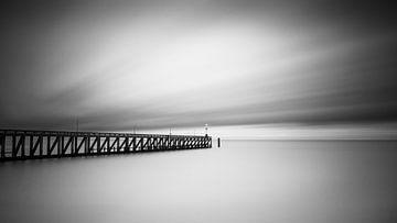 Blankenberge Pier von Christophe Staelens