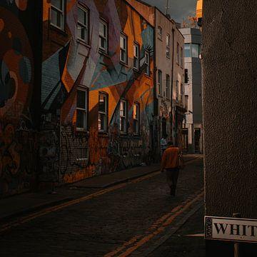 Shoreditch Londen. van nick langeveld
