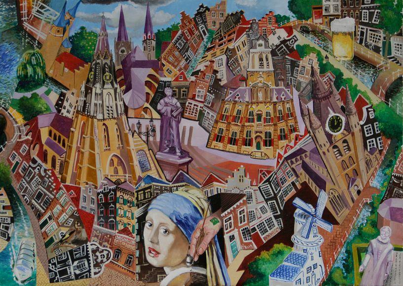 Delft van Jeroen Quirijns