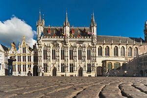 Rathaus, Bruegge von