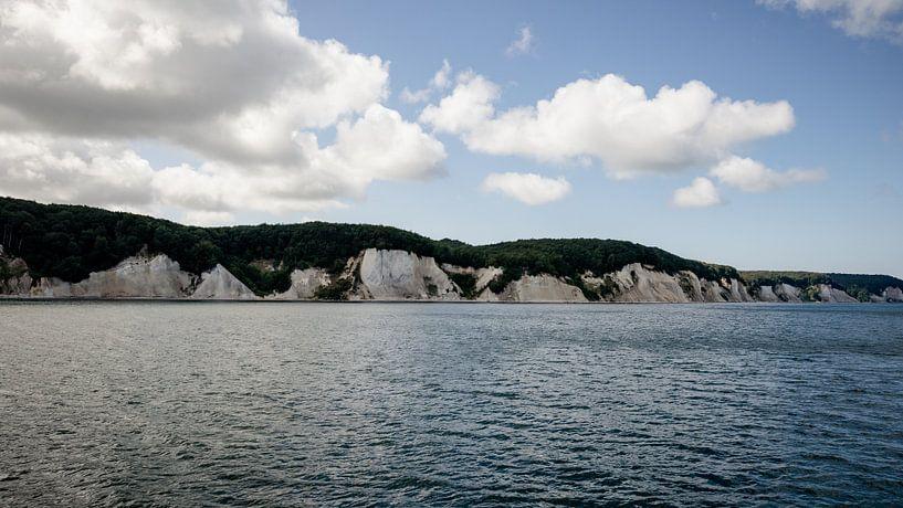 Kreideküste Rügen von Denny Lerch