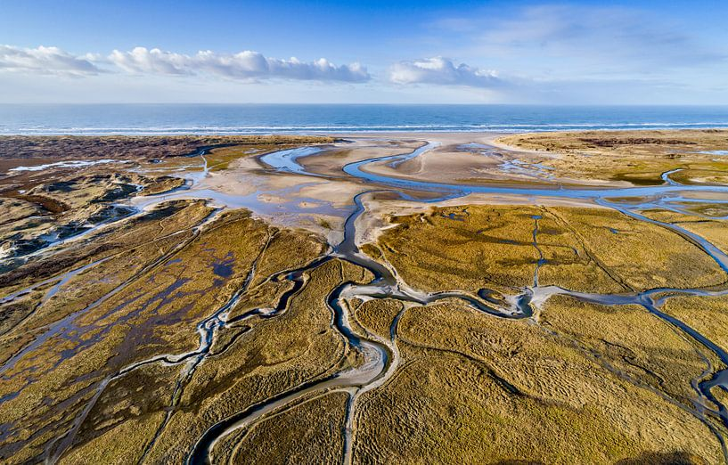 De Slufter Texel van Texel360Fotografie Richard Heerschap