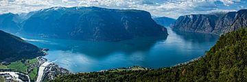 Aurlandsfjorden von Annette Kempers
