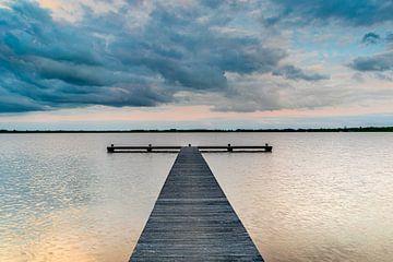 Stilte voor de storm van Dieverdoatsie Fotografie