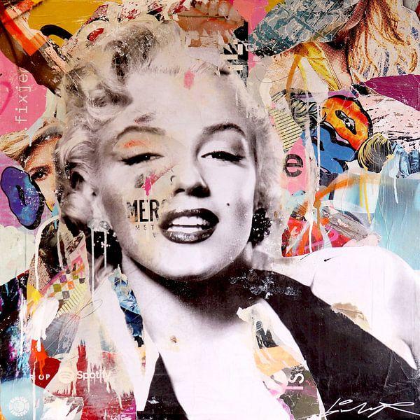 Marilyn von Michiel Folkers