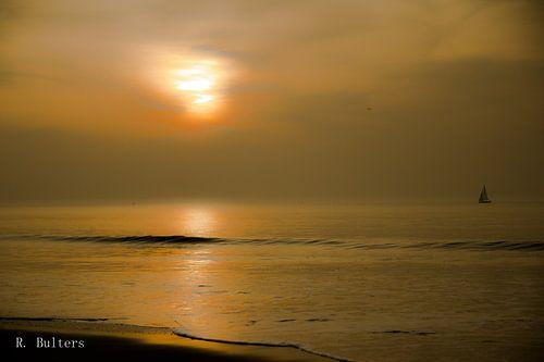 A Sailor drifting till the Sunset van