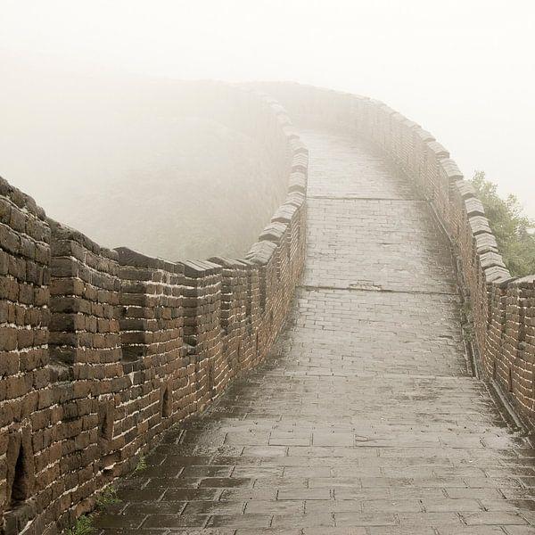 Mist in China van Cindy Mulder