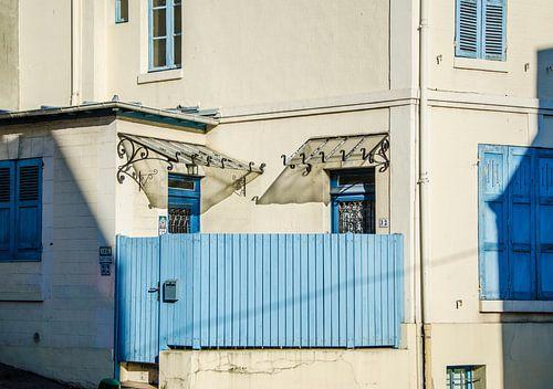 Französische Fassade