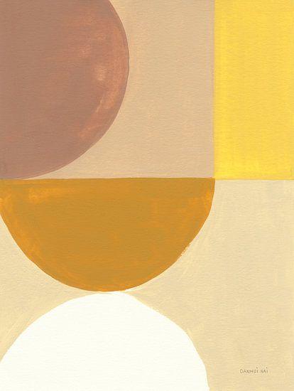 Retro Abstract V, Danhui Nai