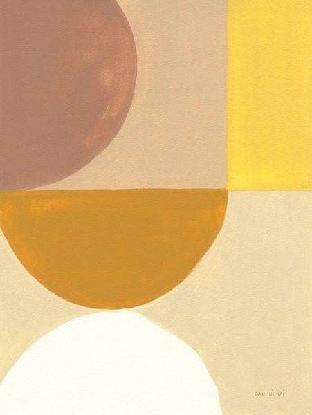 Retro Abstract V, Danhui Nai von Wild Apple