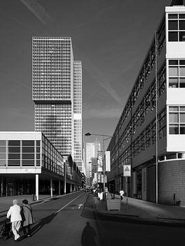 Kop van Zuid Rotterdam van